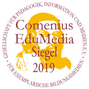 Comenius Edu Media Siegel 2019